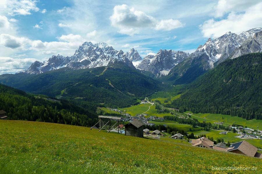 Stoneman Dolomiti uphill
