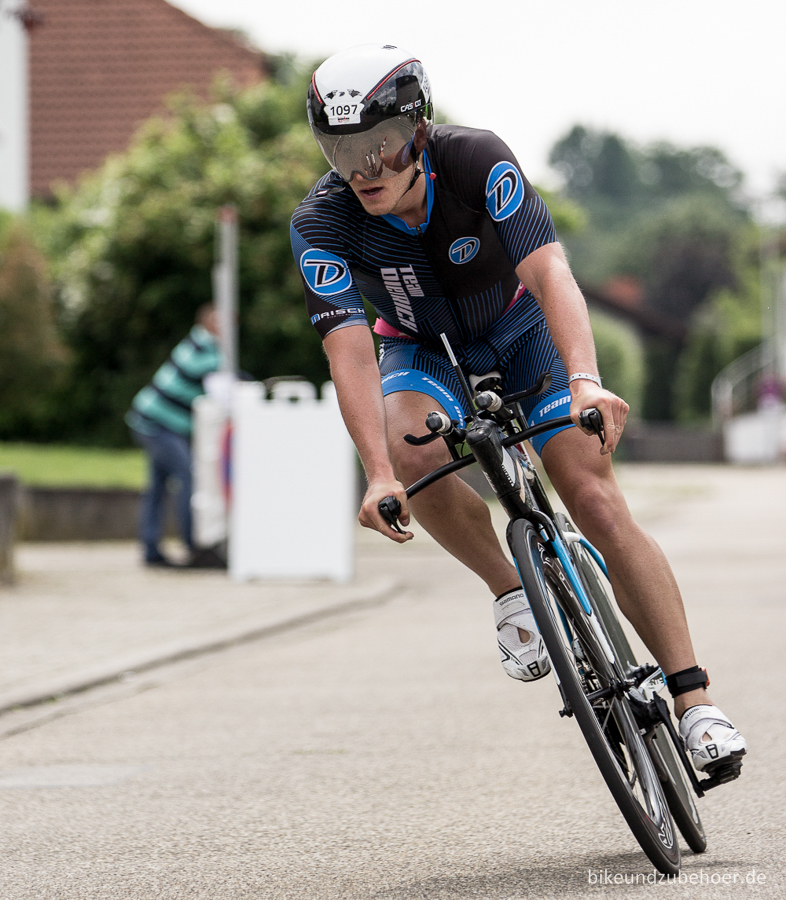 Ironman 70.3 Kraichgau 2016 Cycling