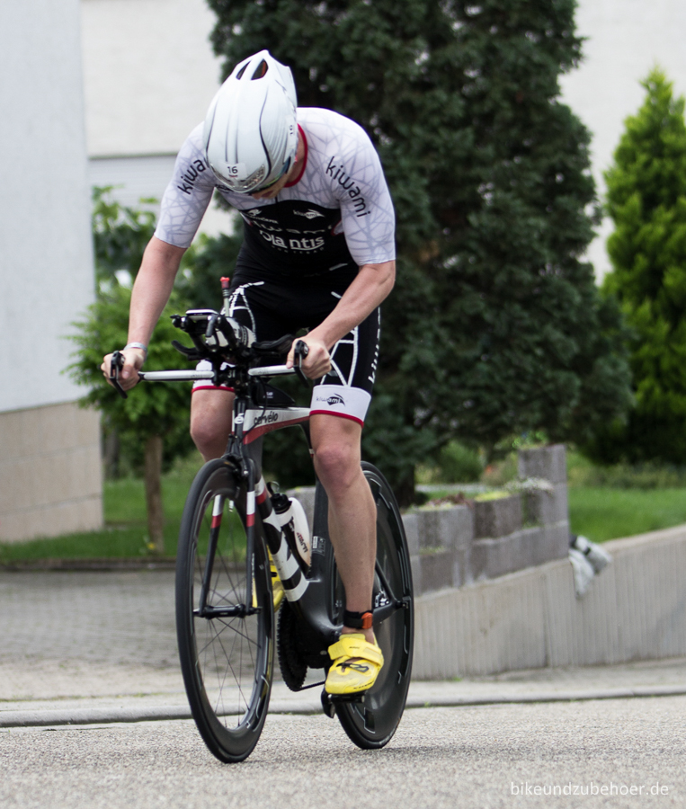 Ironman 70.3 Kraichgau 2016 Cycling2
