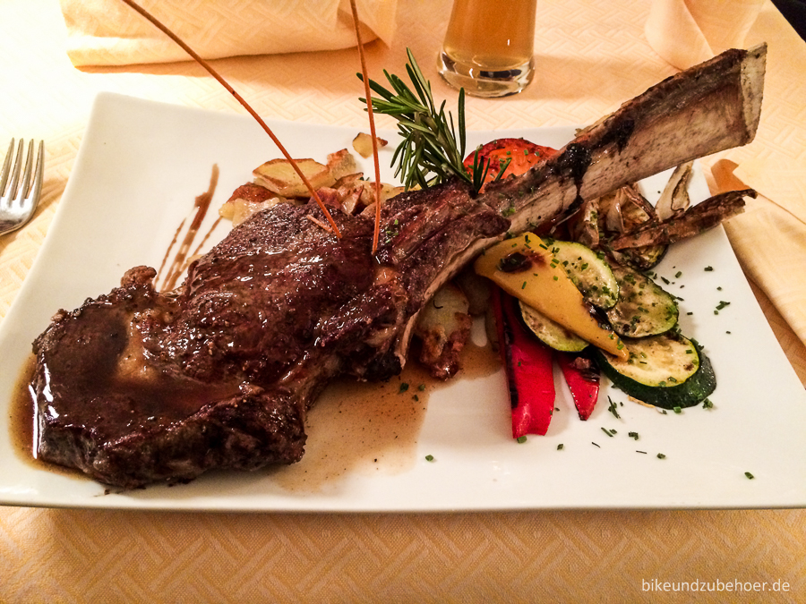 Tomahawk Steak Rieger