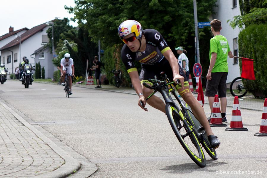 Ironman 70.3 Kraichgau 2016 Kienle