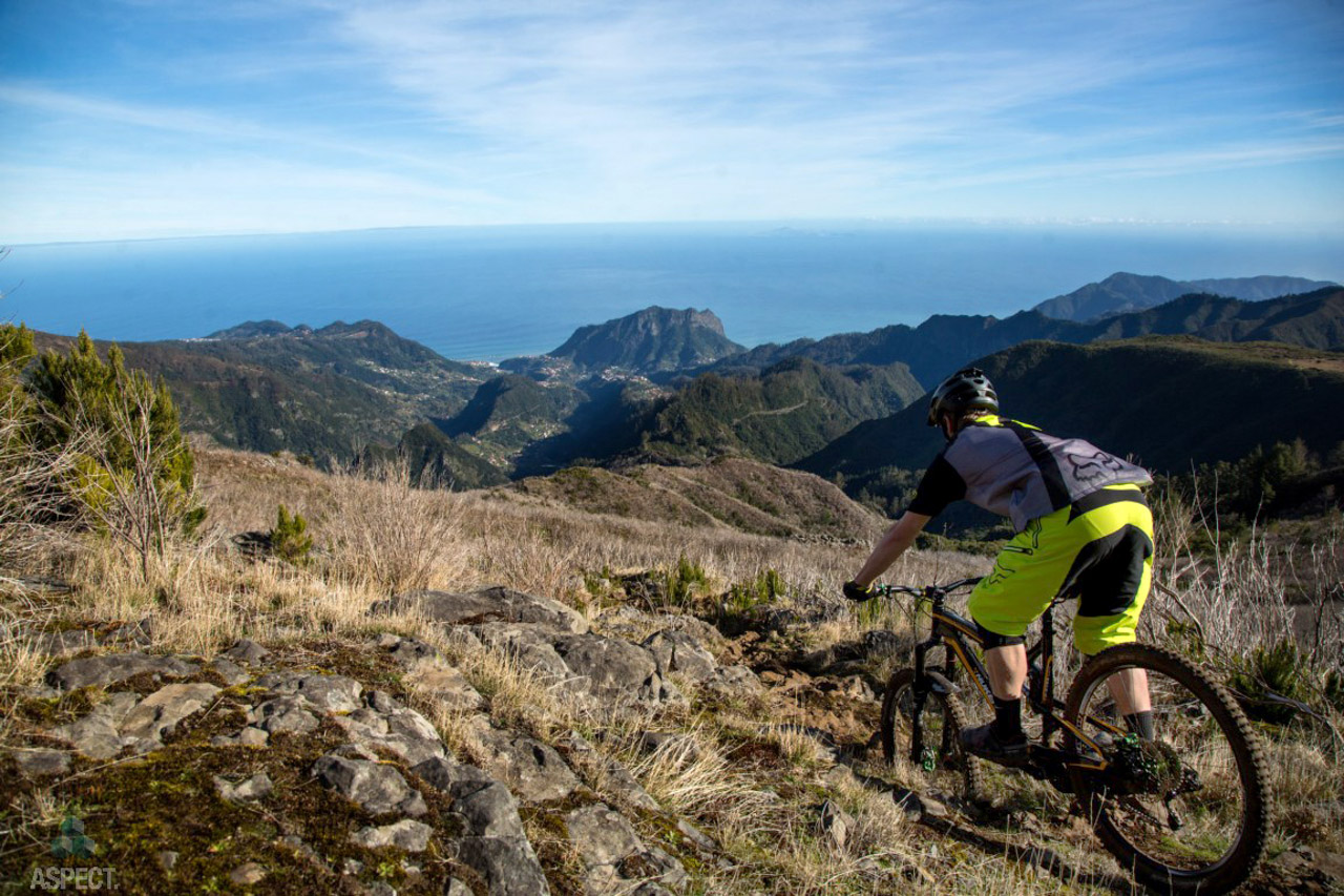 Madeira on top of the world